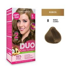 DUO COLOR - Duo Tinte 8 Rubio Claro35