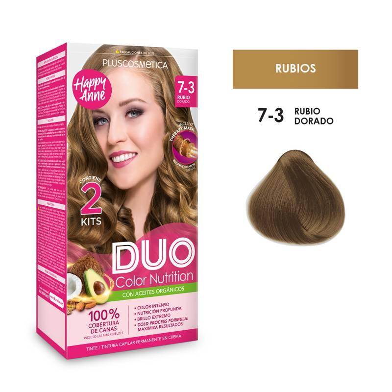 DUO COLOR - Duo Tinte 7-3 Rubio Dorado35