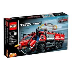 LEGO - Vehículo de Rescate de Aeropuerto