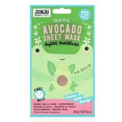 JIINJU BEAUTY - Mascarilla facial hidratante avocado 20ml
