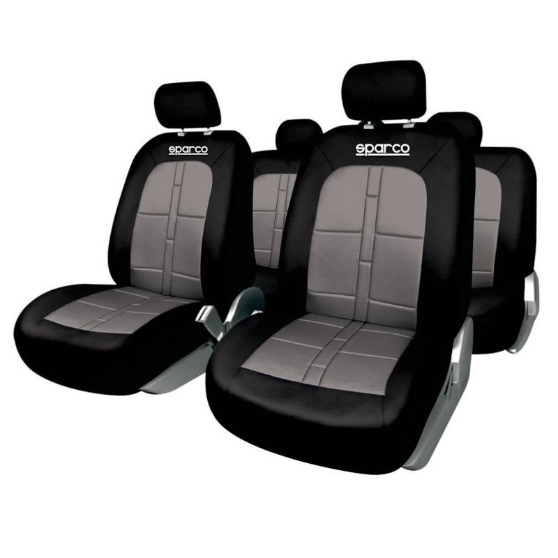 SPARCO - Set Fundas Asiento Auto