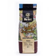 BRITT - Café en Grano Valle Sagrado 250 Gr
