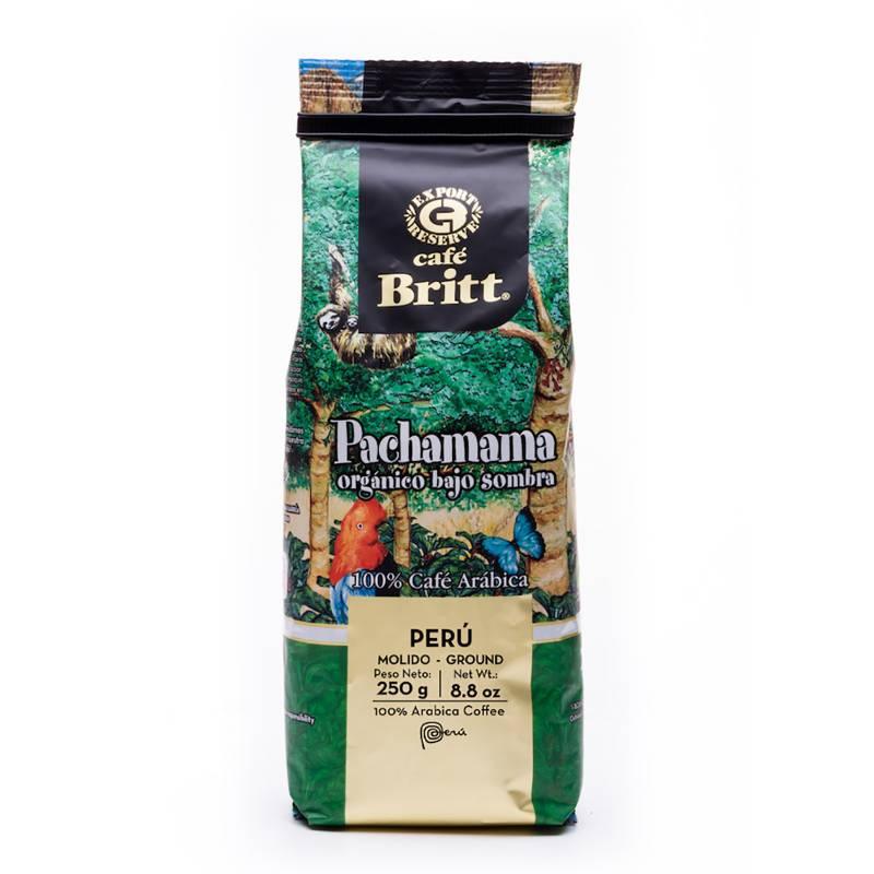 BRITT - Café Molido Pachamama 250 Gr