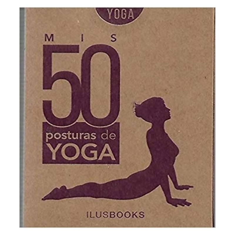 IBERO - Mis 50 posturas de yoga