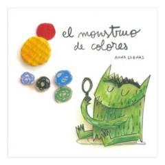 IBERO - El monstruo de colores (cartoné)