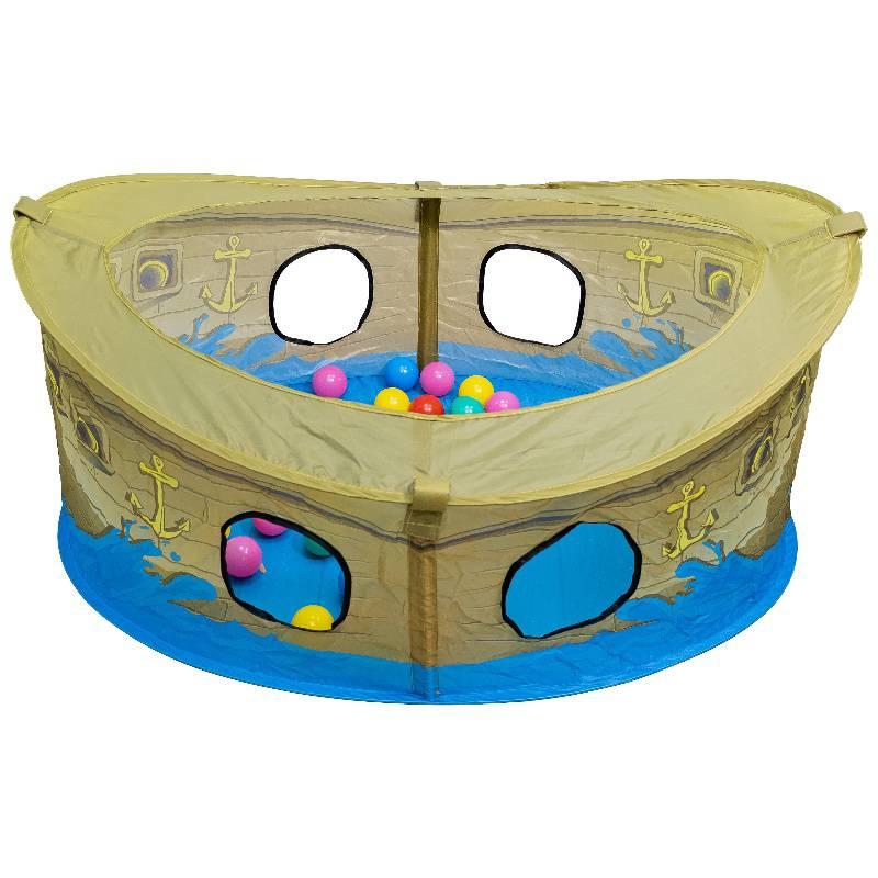 INFANTI - Barco Pirata