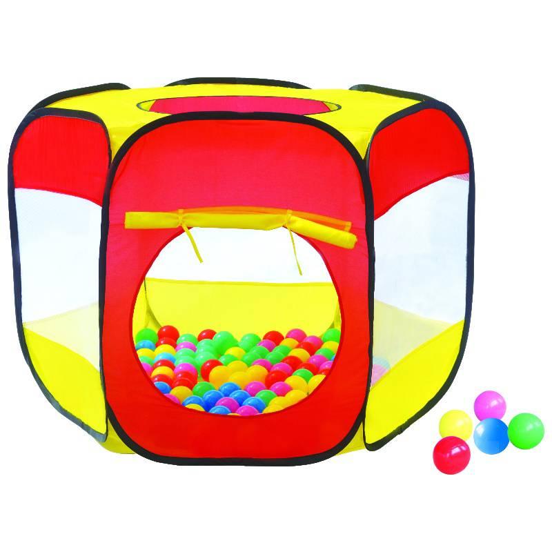 INFANTI - Centro de Juego con Pelotitas Multicolor