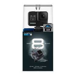 GOPRO - Hero 8 Black combo (SD extreme 32 gb + Head strap + Bateria + Shorty)