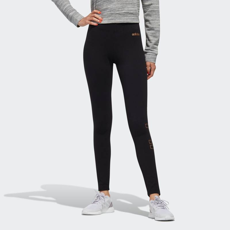 Adidas - Malla Deportiva Mujer Training Essentials Seasonal