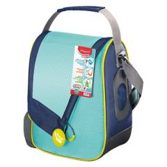 MAPED - Lunch Bag Azul-Verde