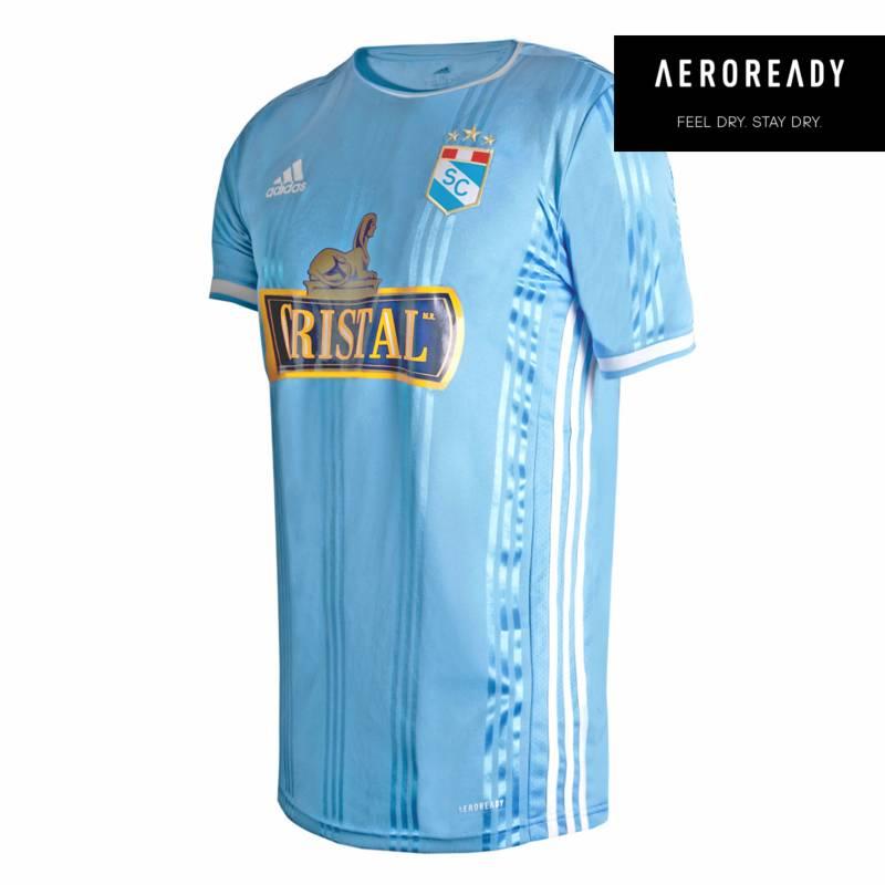 Adidas - Polo Deportivo Hombre Futbol Club Sporting Cristal