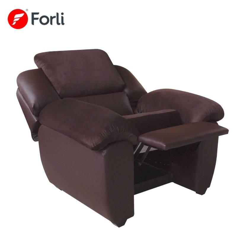 FORLI - Sofá Reclinable Montiano 1 Cuerpo