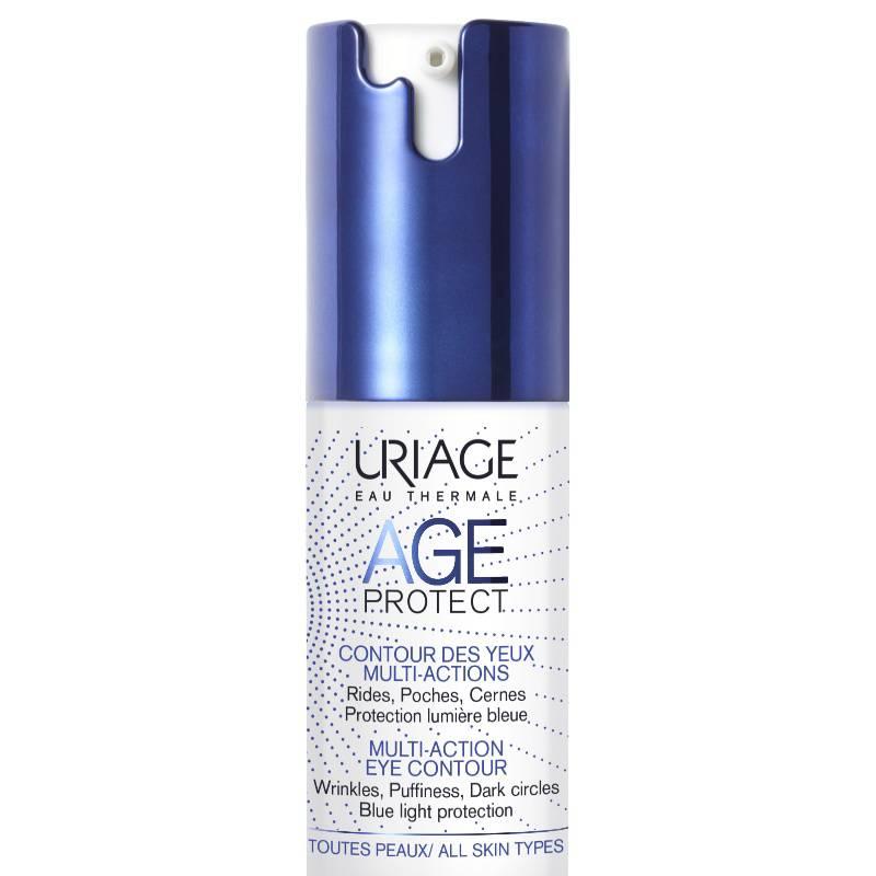 URIAGE - Age Protect Contorno de Ojos Multi-Acción 15 ML