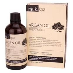 muk Haircare - Tratamiento Aceite de Argan 100Ml
