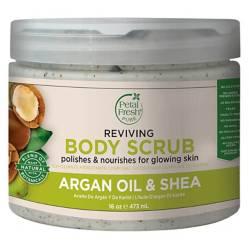 Petal Fresh Pure - Body Scrub Petal Fresh Argan & Shea x473 ml