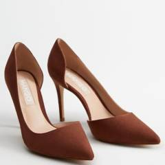 MANGO - Zapatos Mujer Mango De Taco