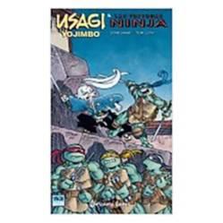 PLANETA - Usagi Yojimbo y las Tortugas Ninja