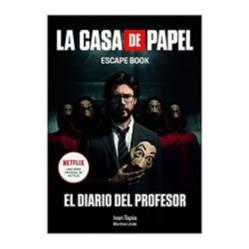 PLANETA - La casa de papel. Escape book