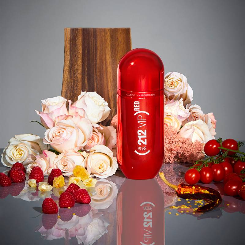 CAROLINA HERRERA - 212 Vip Rose (Red) Edp 80 ml