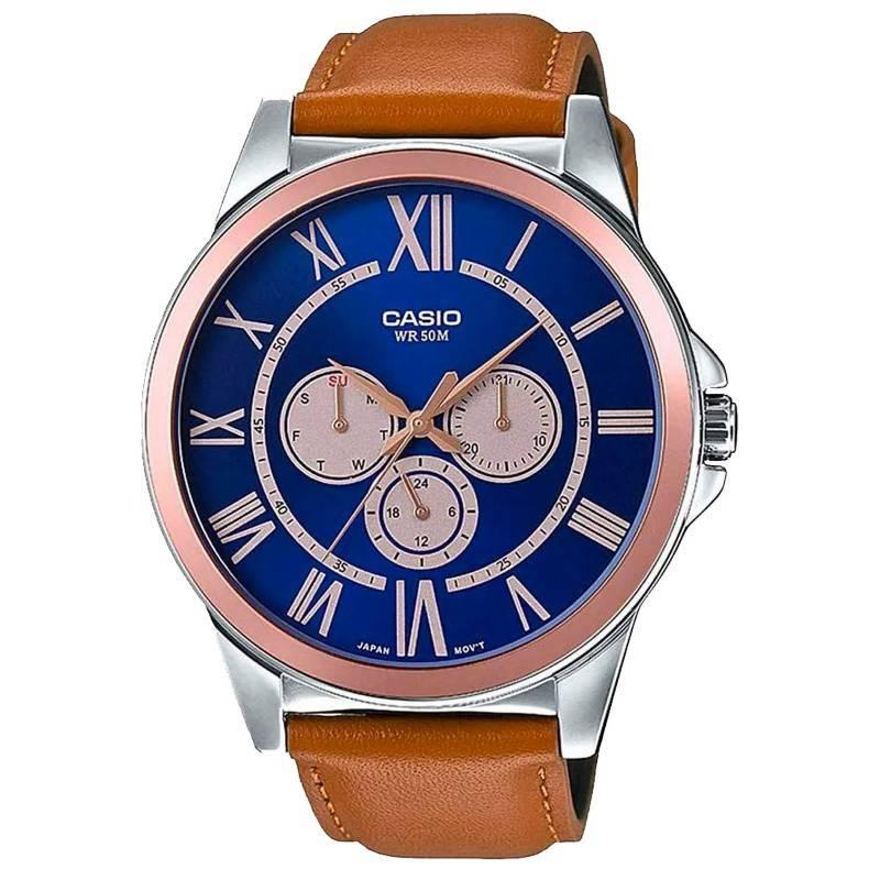 CASIO - Reloj Cuero