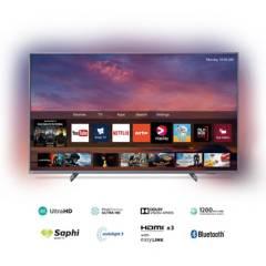 "PHILIPS - Televisor 55"" AMBILIGHT 4K Ultra HD Smart TV 55PUD6794"