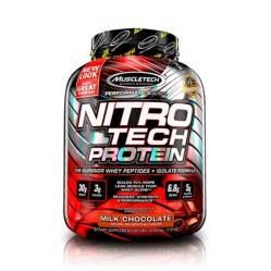 MUSCLETECH - Proteína Nitrotech Performance Series Chocolate 5lb
