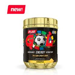 LABNUTRITION - Pre game Gol Energy Pineapple 450Gr