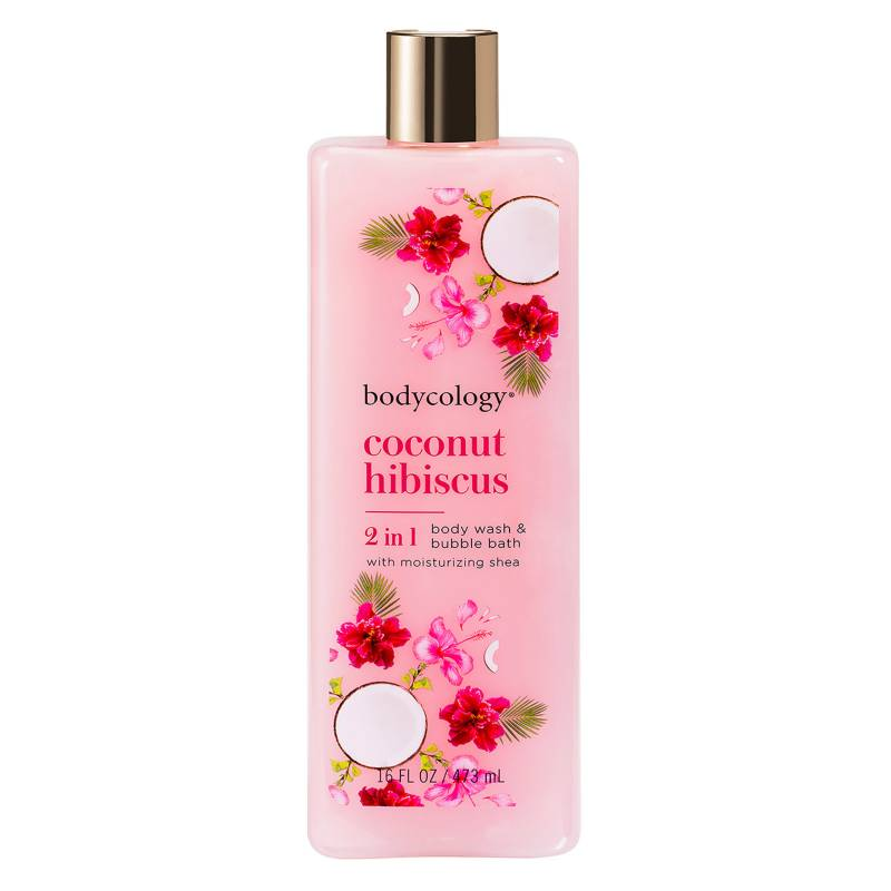 Bodycology - Body Wash Coconut Hibiscus 473 ml