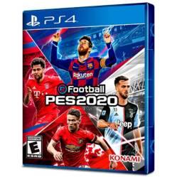 Videojuego Football PES 2020-PS4