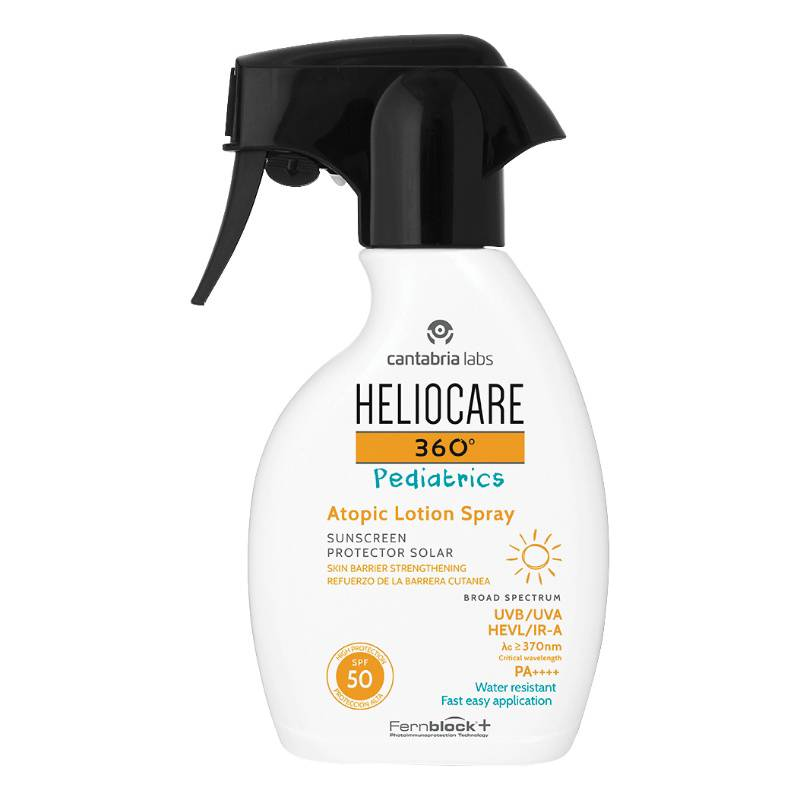 Heliocare -  360° Pediatrics Atopic Spray 250ml