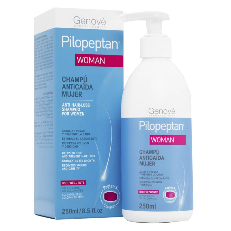 Pilopeptan -  Woman Shampoo