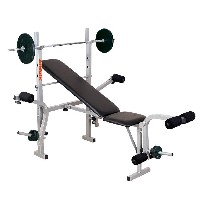ATHLETIC - Arm Weight Bench 150