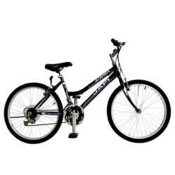Bicicleta  Montañera Atenea 18v Aro 26