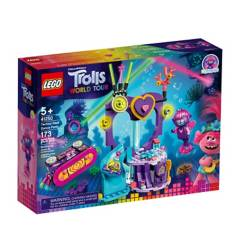 LEGO - Fiesta de Baile en Techno Reef