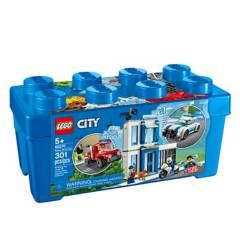 LEGO - Caja De Fichas De La Policia