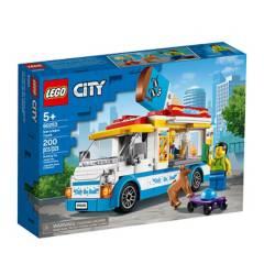 LEGO - Lego 60253 Camión de Helados