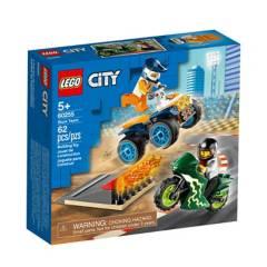 LEGO - Lego 60255 Equipo de Acrobacias