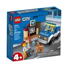 LEGO - Lego 60241 Policia Canina