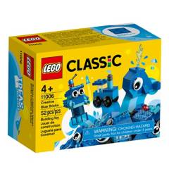 LEGO - Lego 11006 Caja Creativa Azul