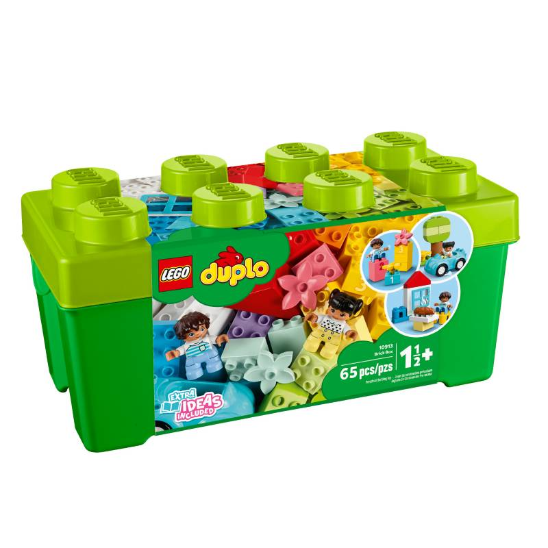 LEGO - Caja de Fichas Duplo