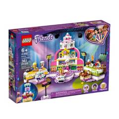 LEGO - Concurso De Horneado