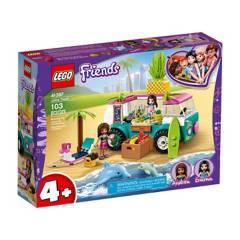 LEGO - Lego 41397 Camión de Jugos