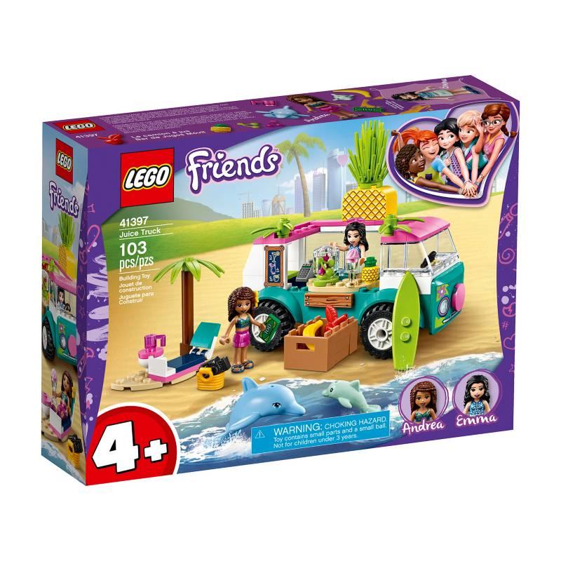 LEGO - Camión de Jugos