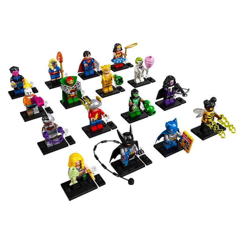 LEGO - Minifigura DC Super Heroes Series
