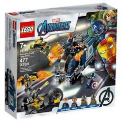 LEGO - Camión De Los Avengers