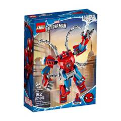LEGO - Armadura Robótica de Spider-Man