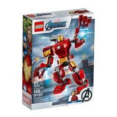 LEGO - Armadura Robótica de Iron Man