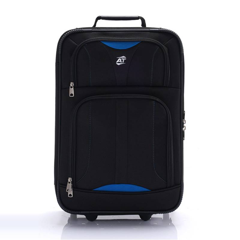 """AMERICAN TOURISTER - Strong Upright 19"""" Black/Blue"""