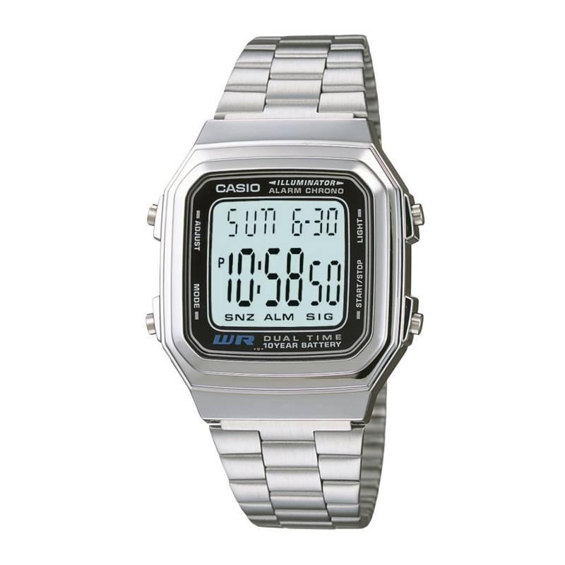 CASIO - Reloj  Acero Unisex