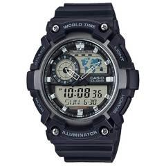 CASIO - Reloj Análogo/Digital Hombre AEQ-200W-1A Casio